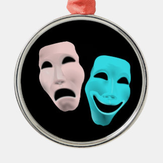 comedy-157719  comedy face theater tragedy masks r ornaments