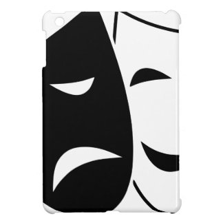 Comedy And Tragedy Mask iPad Mini Case