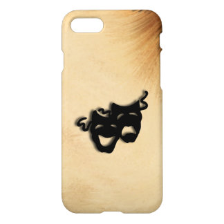 Comedy and Tragedy Masks Theater iPhone 8/7 Case