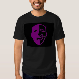 Comedy and Tragedy Tees