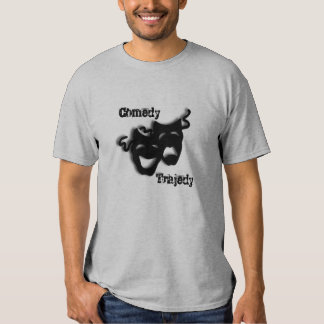 Comedy and Tragedy Theater Tees
