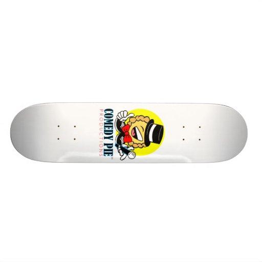 COMEDY PIE Skateboard