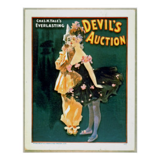 Comedy Stage Revue Playbill 1902 Posters