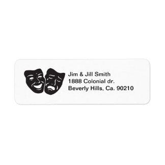 Comedy Tragedy Drama Theatre Masks