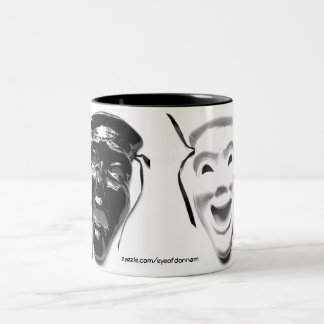 Comedy/Tragedy Mugs