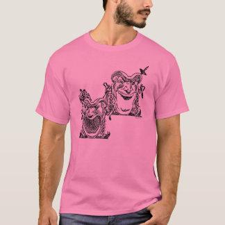 Comedy Tragedy T-Shirt