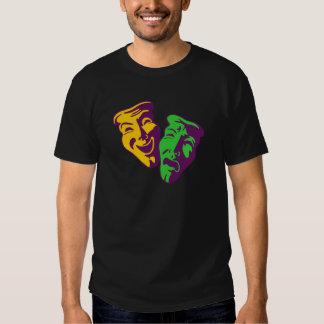 Comedy tragedy theatre comedy tragedy theatre shirts