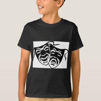 comedy_tragedyq t shirts