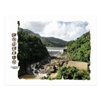 Comerio, Puerto Rico Postcard