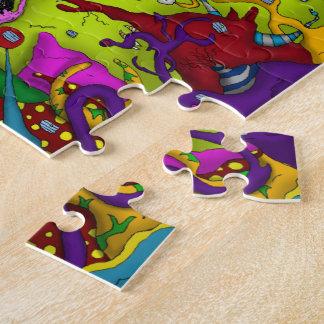 Comet 252 Piece Puzzle