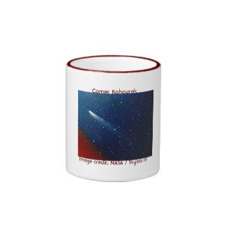 Comet Kohoutek Ringer Coffee Mug