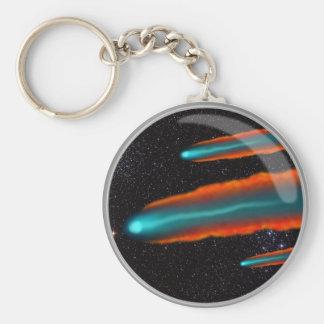 Comet Lens keychain