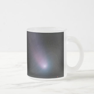 Comet Neat 10 Oz Frosted Glass Coffee Mug
