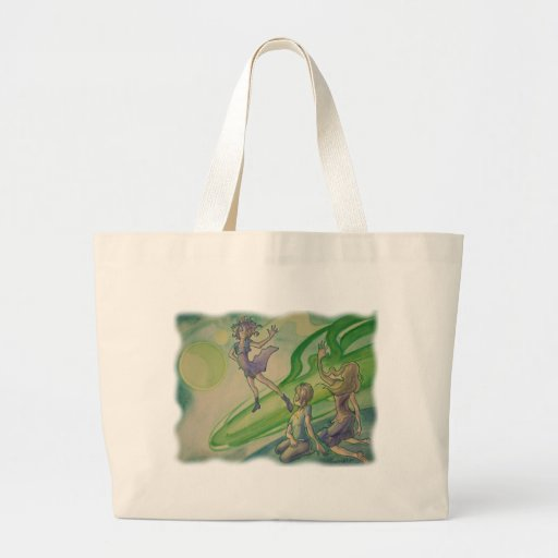 Comet Passerby Tote Bag