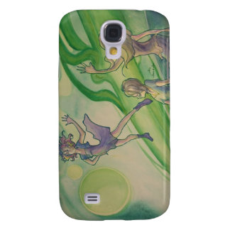 Comet Passerby Galaxy S4 Cases