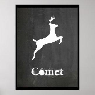 Comet Print