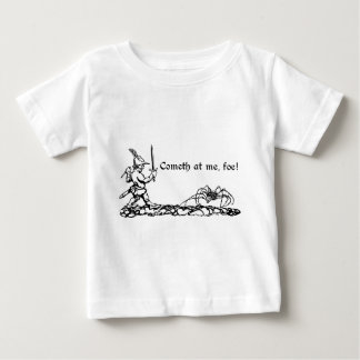 Cometh at me, foe! baby T-Shirt