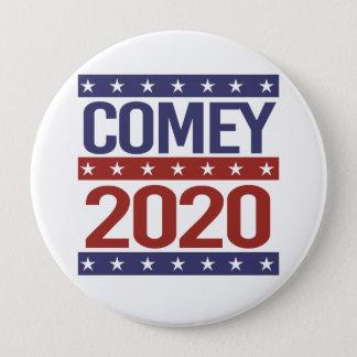 COMEY 2020 - -  4 INCH ROUND BUTTON