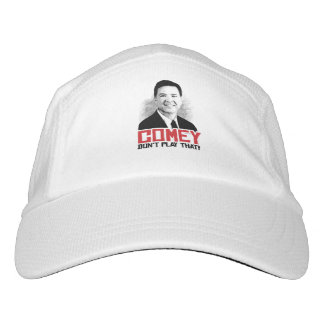 COMEY DON'T PLAY THAT - Comey - -  Headsweats Hat