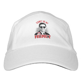 COMEY IS MY HOMEY - -  HEADSWEATS HAT