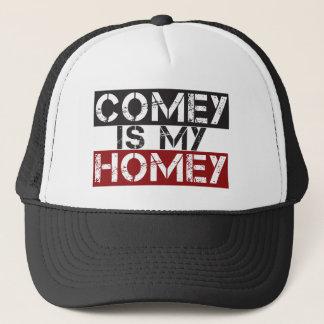 Comey Is My Homie Trucker Hat