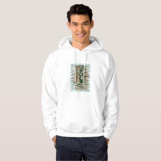 Comfort and beauty hoodie