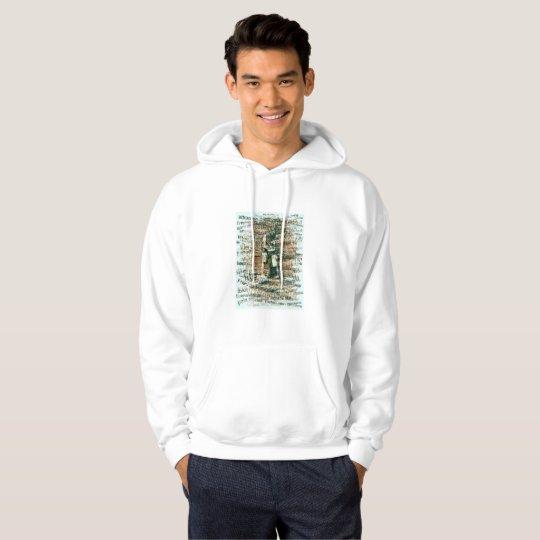 Comfort and beauty hoodie