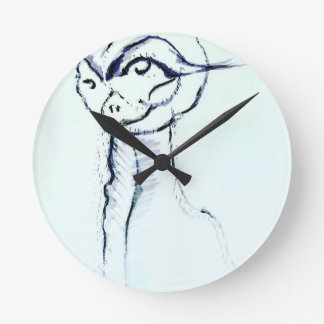 Comfort and Joy by Luminosity Wallclocks