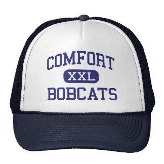 Comfort - Bobcats - High School - Comfort Texas Mesh Hats
