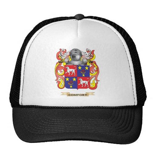 Comfort Coat of Arms Trucker Hat