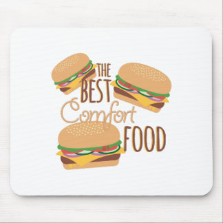 Comfort Food Mouse Pad