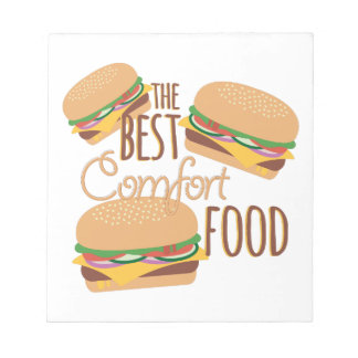 Comfort Food Notepad