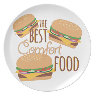 Comfort Food Party Plates