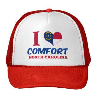 Comfort, North Carolina Trucker Hat