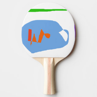Comfort Ping Pong Paddle
