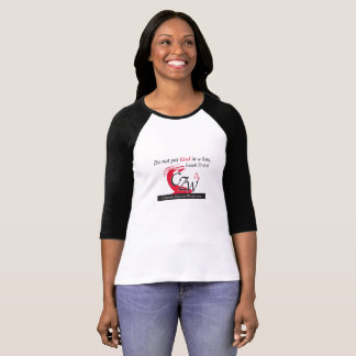 Comfort Zone for Women out the box T-Shirt