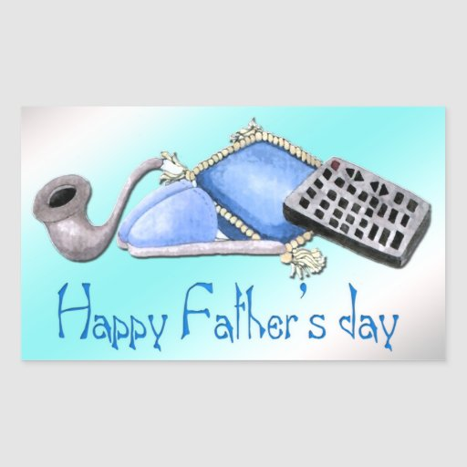Comforts of Home - Happy Father's Day Sticker