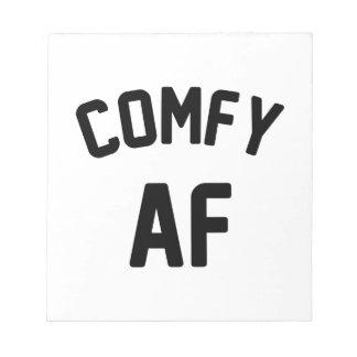 Comfy AF Notepad