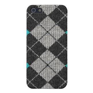 Comfy Argyle Look iPhone 5C Case