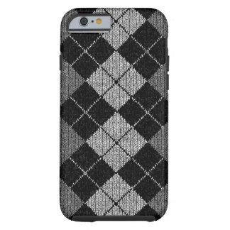 Comfy Argyle Look iPhone 6 case Tough iPhone 6 Case