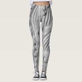 Comfy Hipster Leggings Fresco Wave