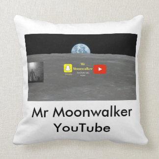 Comfy Thrower pillow| Mr Moonwalker Range Throw Pillow