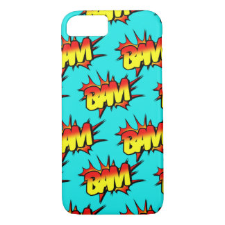 "Comic ""BAM"" / Phone Case"