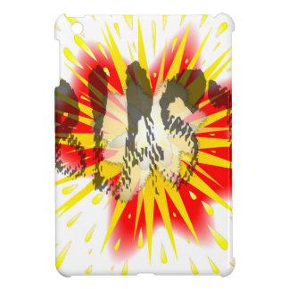 Comic Blast iPad Mini Cover