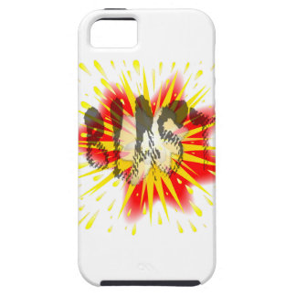 Comic Blast iPhone 5 Covers