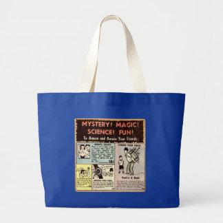Comic Book Ad - Tote Bag