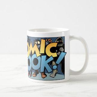 Comic Book! mug