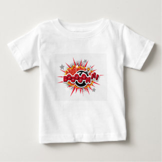 Comic Book Pop Art Boom Explosion Baby T-Shirt