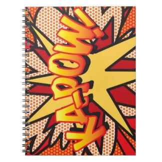 Comic Book Pop Art KA-POW!
