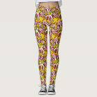 Comic Book Pop Art POP Leggings